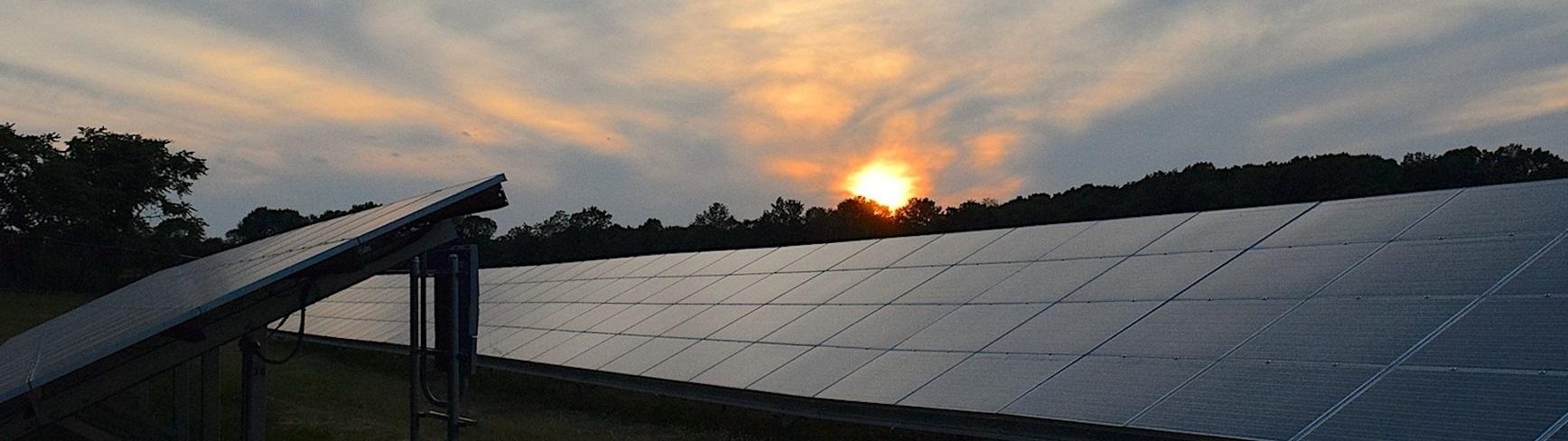 banner solar panel