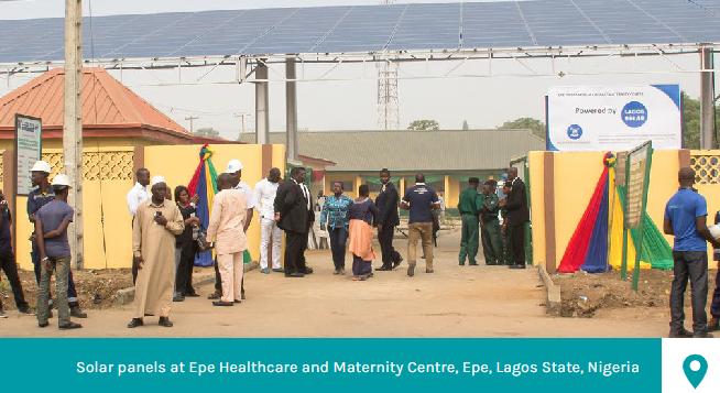 renewable energy healthcare
