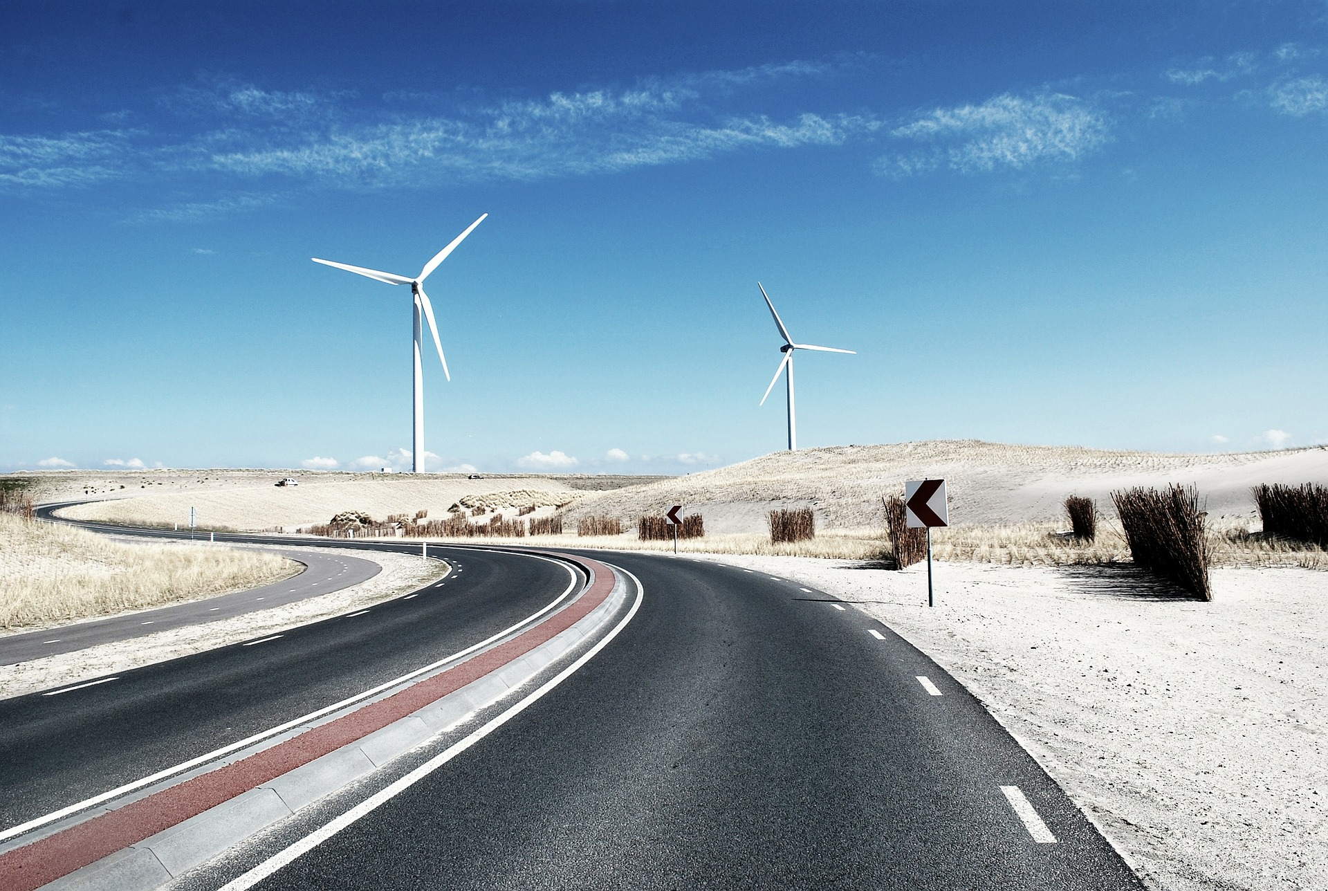 road to renewables