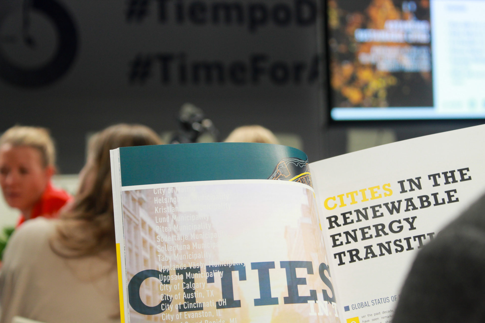 cities report