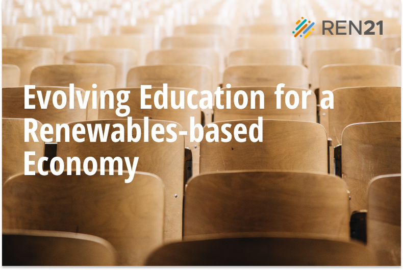 education energy transition renewables renewable energy